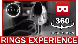 360° VR 4k - RINGS 2017 - The ring 3 - Samara - The grudge - POV - VIRTUAL REALITY 3D