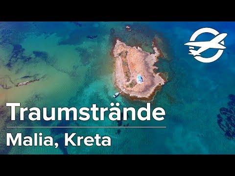 Malia ☀️ Die Schönsten Strände Auf Kreta ☀️