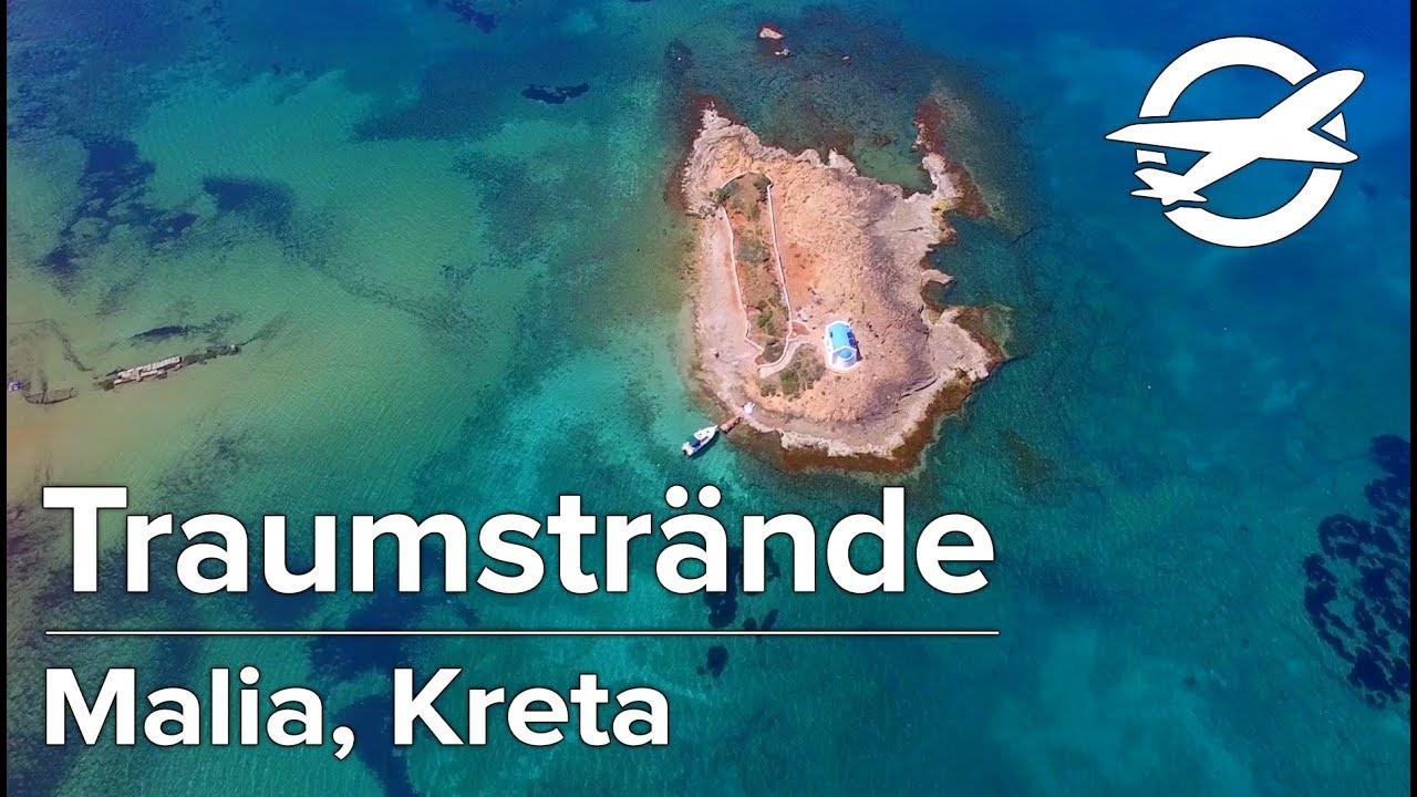 Kreta Karte Stalis.Malia The Most Beautiful Beaches On Crete