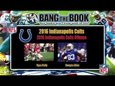 2016 Indianapolis Colts Win Total Prediction Odds & Preview