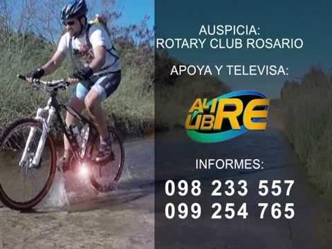 Circuito Mountain BIKE Desafío El Colla ROSARIO Uruguay  AVI