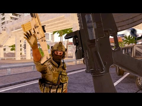 VR Realistic Military PVP - ONWARD