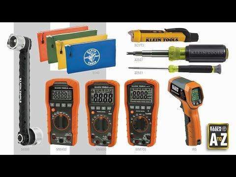 a to z – hvac tools -
