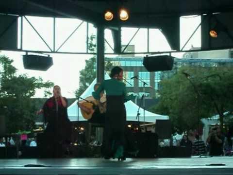 Denise Canso | Toronto Flamenco Festival 2010