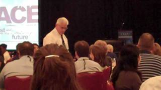 Vince Lombardi, Jr. -  SoACE 2011 Keynote Speech