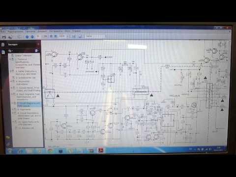 видео: Ремонт телевизора  philips 42pfl7623d/10. Не включается. Индикатор режима работы мигает 2 раза.