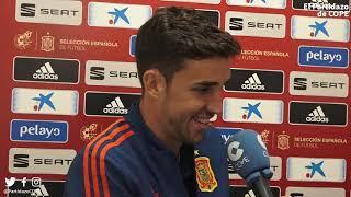 La inspiradora historia de Jaime Mata: de lo más bajo a la selección española