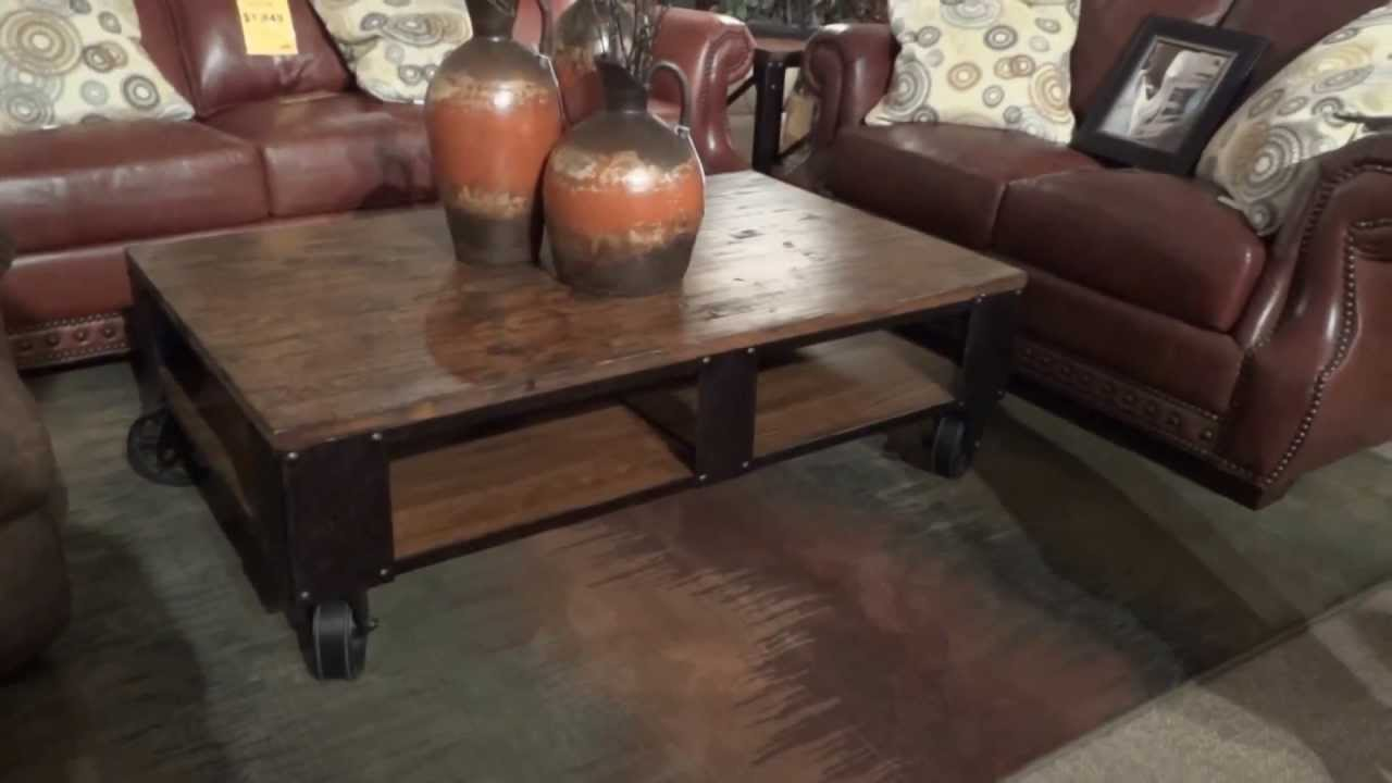 Attrayant Magnussen Furniture Pinebrook Wood Table Collection Review