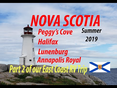 Best options to travel to halifax nova