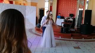 Танец молодых