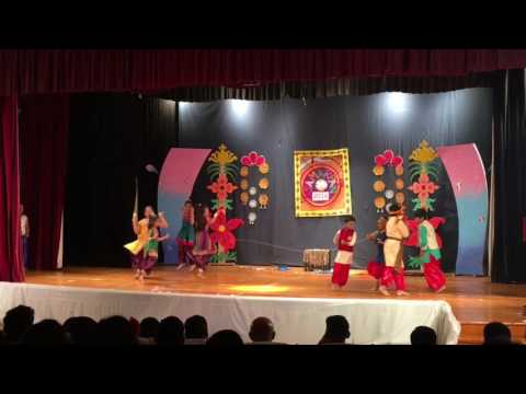 Mixed Hindu Festival Songs by Children