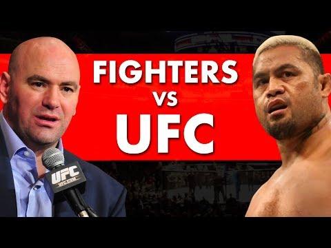 10 Biggest Fighter vs UFC Feuds