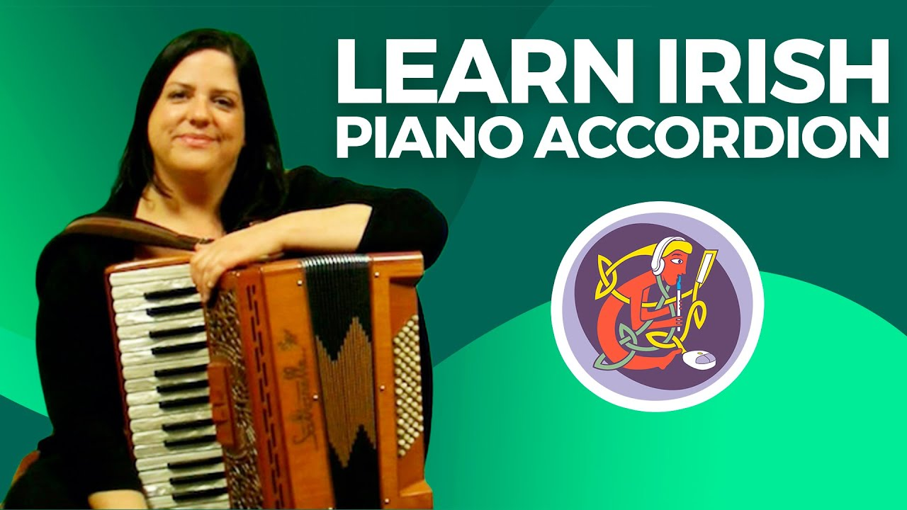 Irish Piano Accordion Lesson | Learn An Irish Session Tune ...