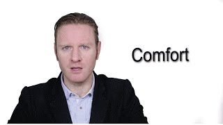 Comfort - Meaning | Pronunciation || Word Wor(l)d - Audio Video Dictionary