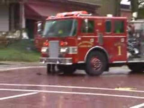Toddler ejected from car in Canton - 10-24-2007