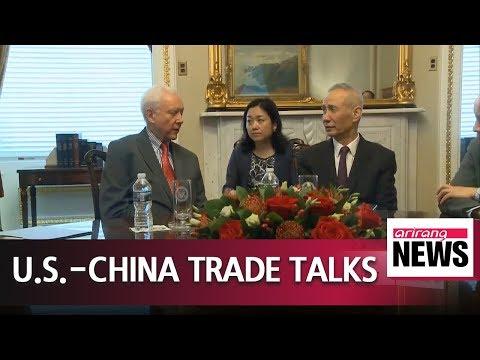 Trump blames 'spoiled China' for sluggish progress of trade talks