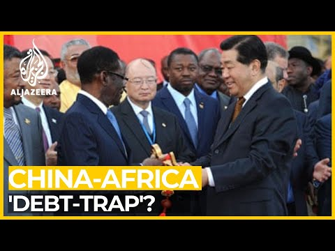 How big a role does China play across the African continent?