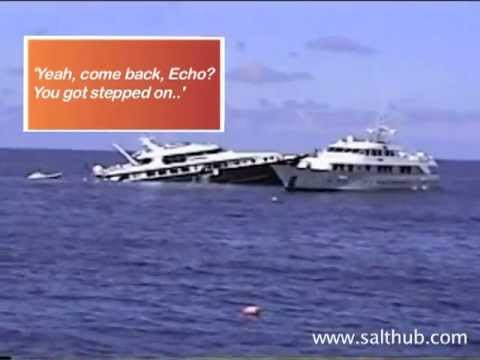 Yacht Miss Turnberry Sinking YouTube