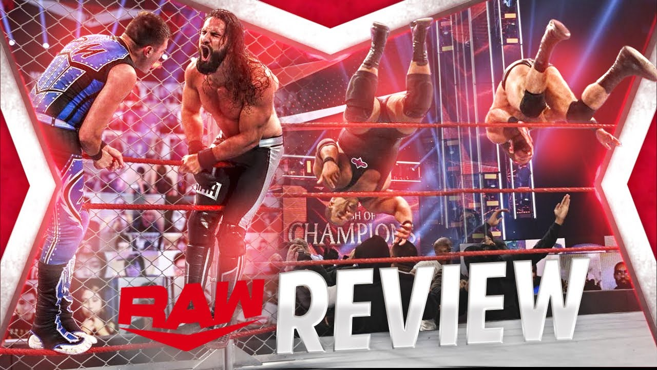 Download WWE RAW In Your Face 2020 REVIEW | Falbak