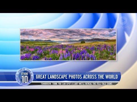 The Breathtaking Photography Of Ken Duncan | Studio 10