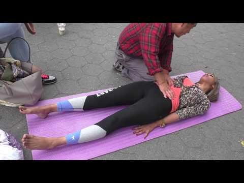Luodong newyork street massage 41 minute asmr