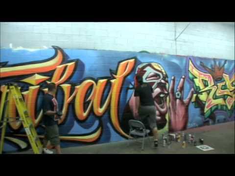 Tko Graffiti Tribe