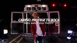 Mic Drop - BTS ft. Desiigner [Steve Aoki Remix] (Sub. Español/Lyric)