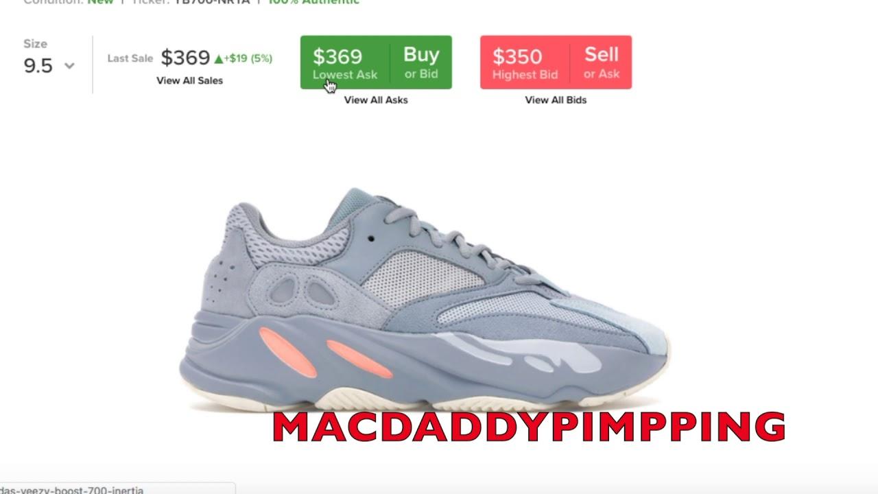 ac5b31313f3a1 New Adidas x Yeezy Boost 700