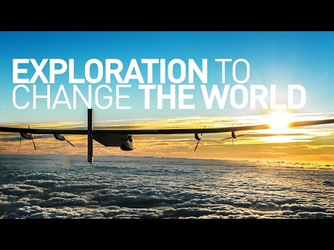 Solar Impulse Pilots Get Ready for Sun-Powered Flight Around World