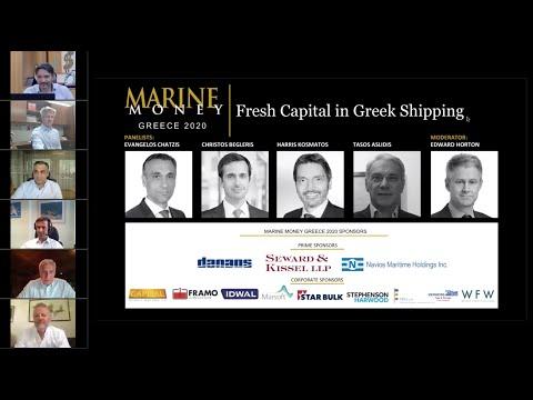 Fresh Capital in Greek Shipping