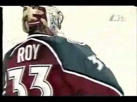 Allison - Greatest Hockey Goaltender of All Time (According to Me)