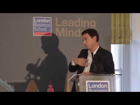 The business of an unequal economy (full-length)   London Business School