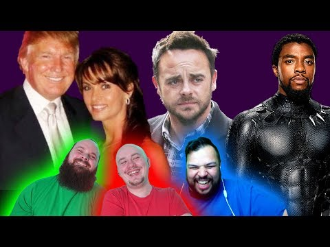 Trump-Playboy Bunny | Jase angry with Black Panther | Prank Gone Wrong | C U Next Tuesday Podcast