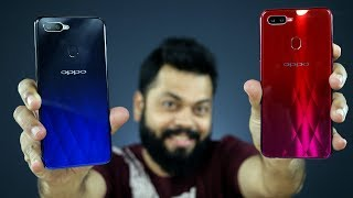 OPPO F9 PRO REVIEW - Waterdrop Notch, Camera, VOOC Charging, PUBG Gaming & Performance