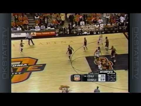 Oklahoma State vs. #13 Oklahoma - 2001 Basketball