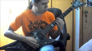 Anthrax - Metal Thrashing Mad (Cover)