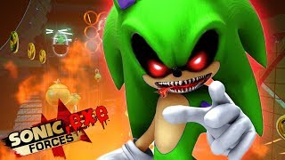EVIL GREEN SONIC IS REAL!   Sonic Forces Gameplay PART 5