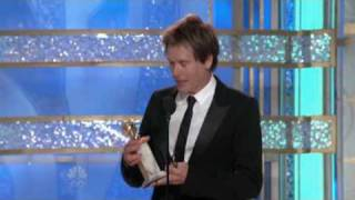 Kevin Bacon wins a Golden Globe for Taking Chance! - 2010