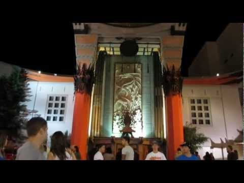 Grauman's Chinese Theatre Hollywood Los Angeles California