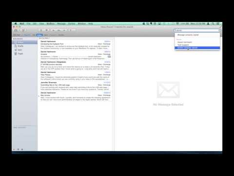 Switching from Outlook Web App to Apple Mail