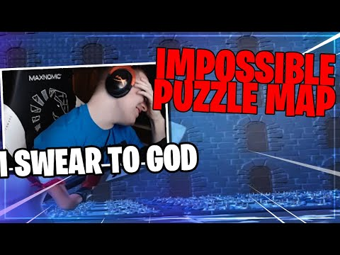 Cizzorz new IMPOSSIBLE Puzzle map *FIRST LOOK*