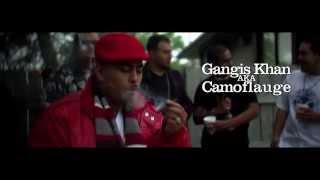 Gangis Khan AKA Camoflauge - Internet Gangsta (Official Video) #DeepWaters