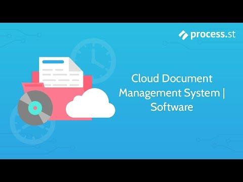 Cloud Document Management System   Software