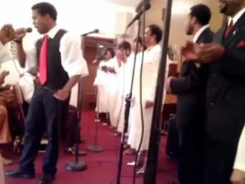 you are to run and tell that song by jeffrey belcher & forksville gospel choir