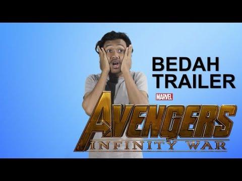 [BEDAH TRAILER] The Avengers - Infinity War (2018)