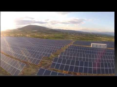 RaggioSolare  Solar Park 4.5MW Naousa Greece
