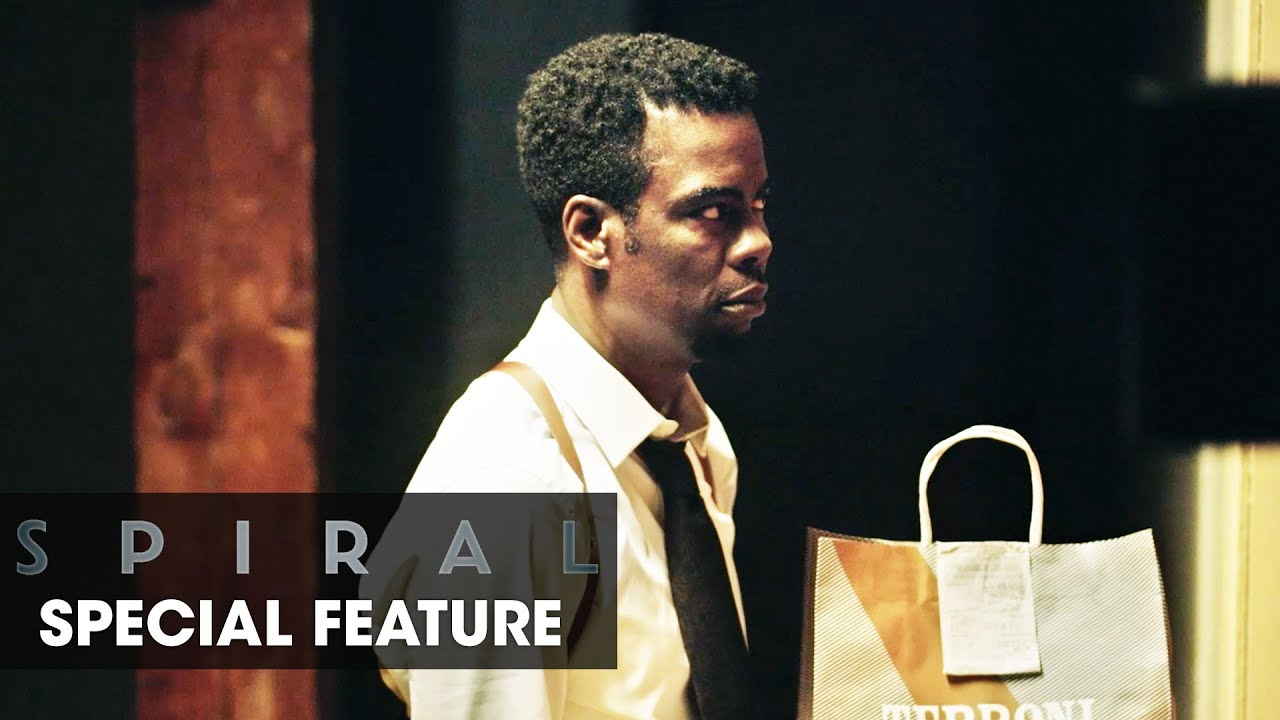 """Spiral: Saw (2021 Movie) Special Feature – """"Comedy As a Spice"""" – Chris Rock"""