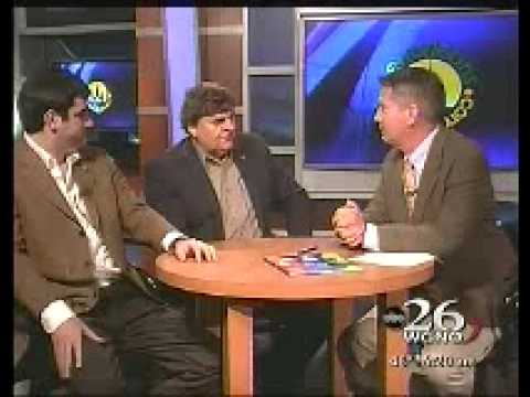 Blue Dog artist George Rodrigue and Jacques Rodrigue discuss new book and art contest