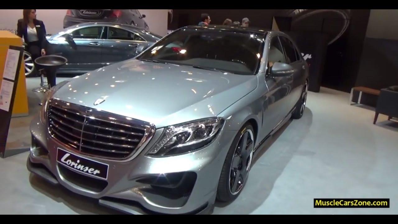 Mercedes benz s500 4matic limousine lang 2014 essen for Mercedes benz s500 4matic