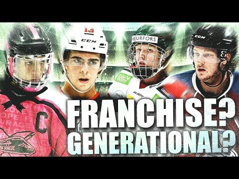 Ranking 2013-2020 NHL Draft Prospects Elite / Franchise / Generational (Top Hockey Players) - Talent